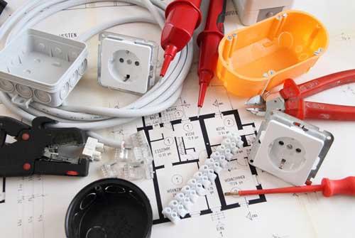 Altbausanierung Elektroinstallation Elektrotechnik Luft