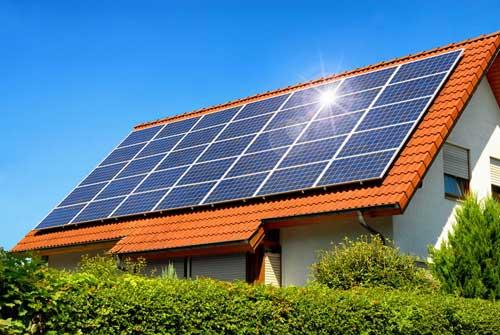 Photovoltaik-Anlagen Elektrotechnik Luft