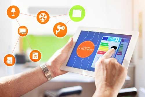 Smart Home Elektrotechnik Luft